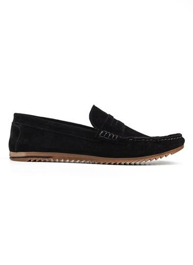 %100 Süet Casual Ayakkabı Riccardo Colli